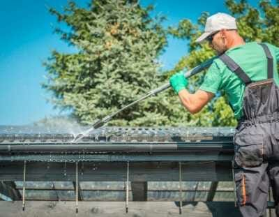 best gutter cleaning cary nc