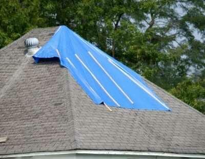 cary nc roof leak repair near me