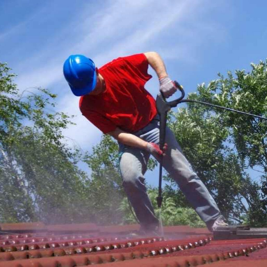 affordable roof cleaning near me